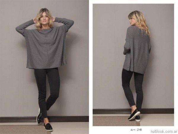 sweater ancho Arauz otoño invierno 2017