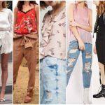 Tendencias de moda primavera verano 2018 – Argentina
