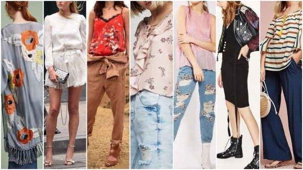 Tendencias de moda primavera verano 2018 argentina for Tendencias moda verano 2017