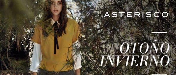 blusa mangas cortas asterisco otoño invierno 2017