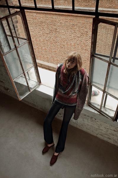 buzos tejidos mujer System Basic otoño invierno 2017