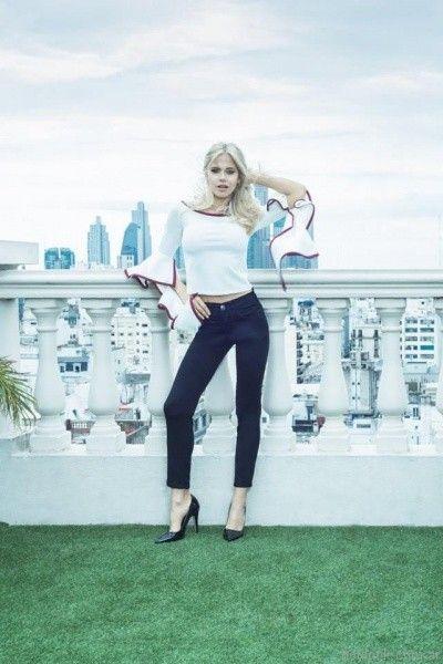 jeans negro Scottkaen Jeans invierno 2017