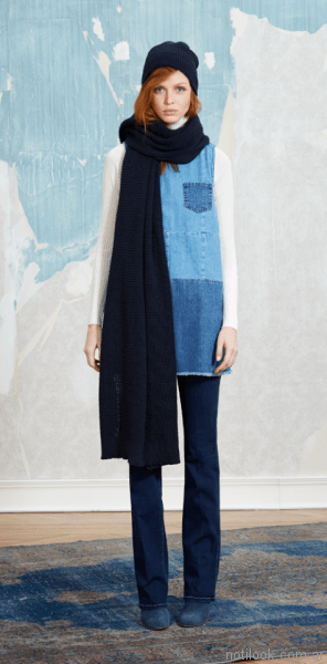 look denim Pepe Jeans invierno 2017
