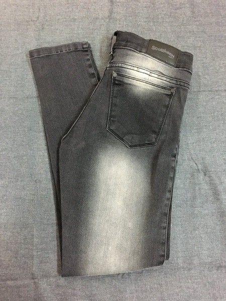 pantalon gastado gris Scottkaen Jeans invierno 2017