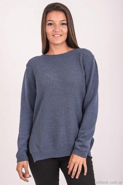 sweater para señoras Pablo Mei otoño invierno 2017