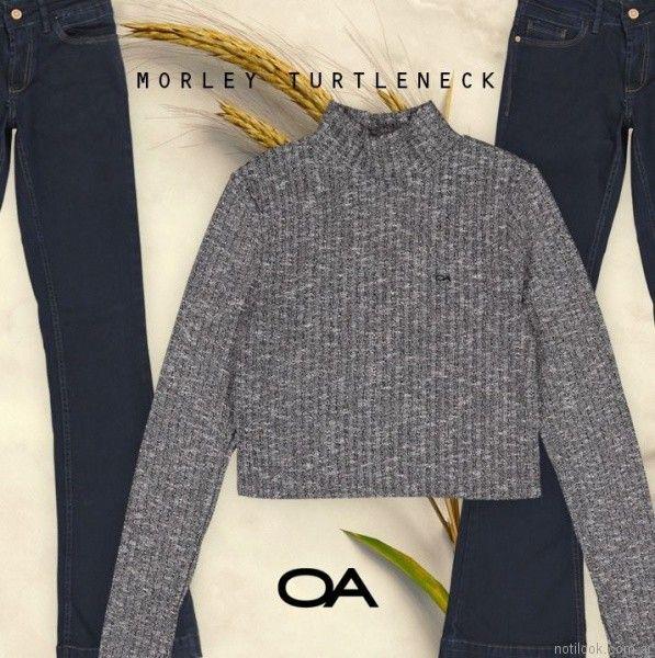 sweater polera Oassian otoño invierno 2017