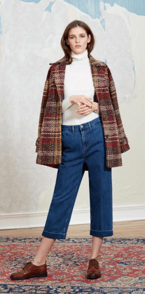 tapado y pant cort Pepe Jeans invierno 2017