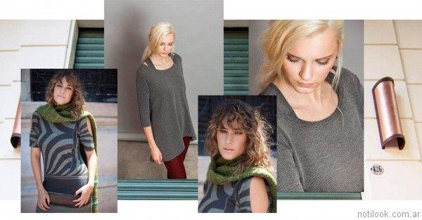 vestidos cortos para el dia exordio otoño invierno 2017