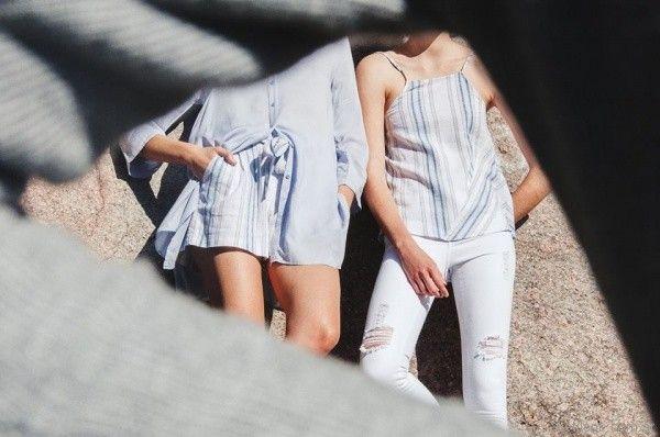Abstracta primavera verano 2018 - anticipo