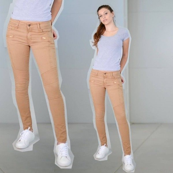 Adicta jeans de colores invierno 2017