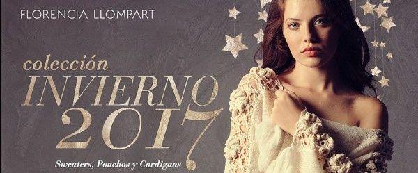 FLORENCIA LLOMPART tejidos mujer Invierno 2017