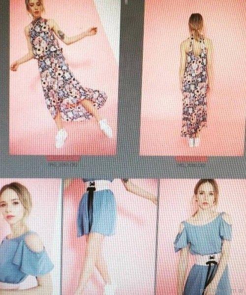 La cofradia - vestido para el dia anticipo verano 2018