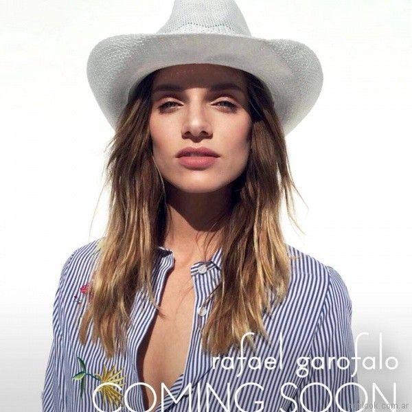 Rafael Garófalo - moda para damas verano 2018