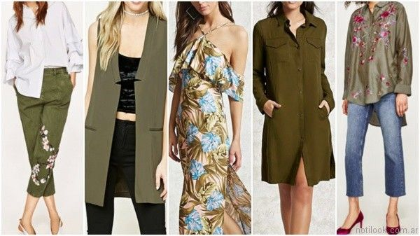 Colores de moda primavera verano 2018 argentina for Tendencias primavera verano 2018