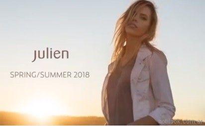 adelanto coleccion Julien primavera verano 2018