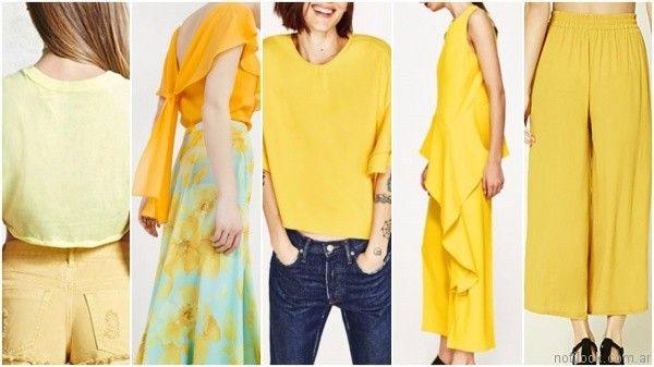 Colores de moda primavera verano 2018 argentina noticias de moda argentina - Colores moda primavera verano 2017 ...
