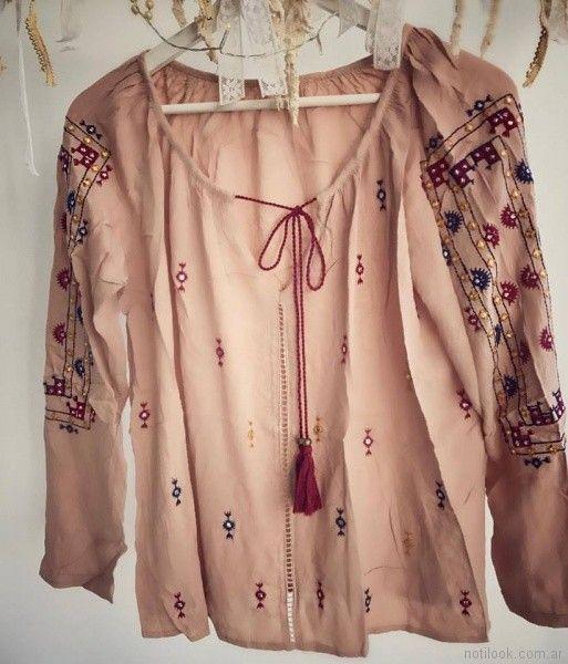 camisola primavera verano 2018 - Pago chico