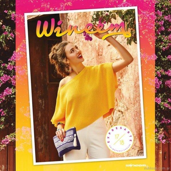 coleccion Wineem primavera verano 2018