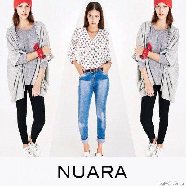 look casual Nuara otoño invierno 2017