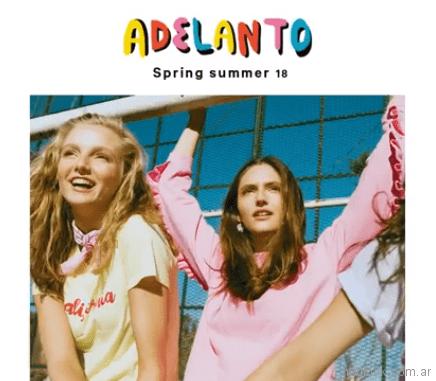 moda para adolescentes Muaa verano 2018