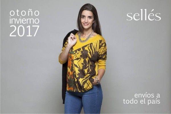 remeras estampadas Selles otoño invierno 2017