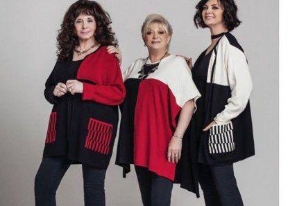 tejidos para señoras Loren talles grandes otoño invierno 2017