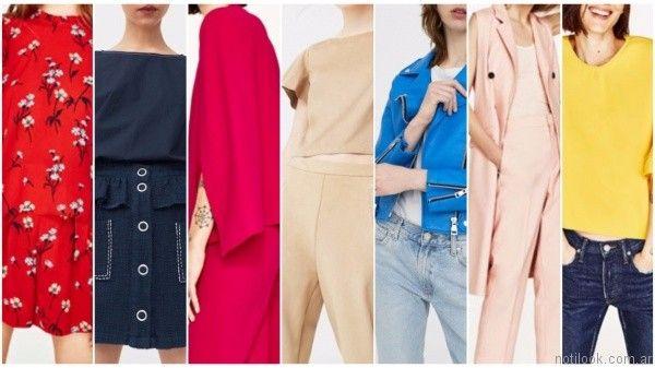 Colores de moda primavera verano 2018 argentina noticias de moda argentina - Colores de moda ...