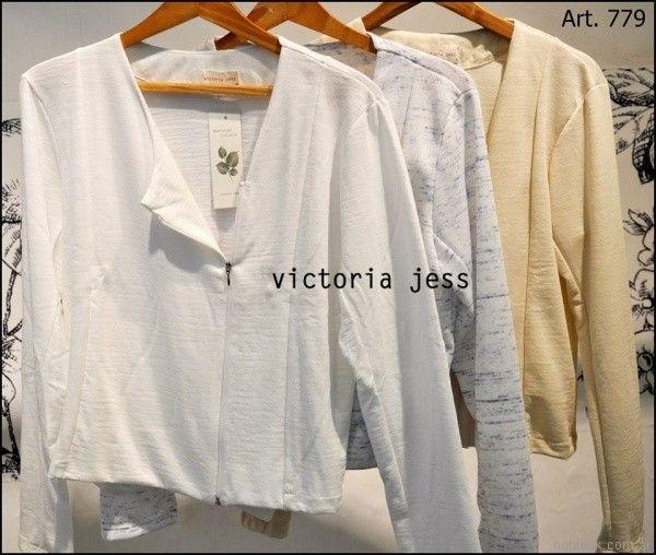 camperitas de algodon livianas Victoria jess Primavera verano 2018