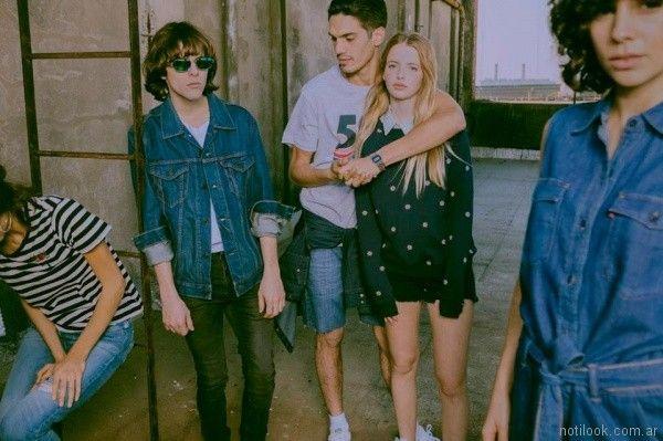Coleccion Levis verano 2018