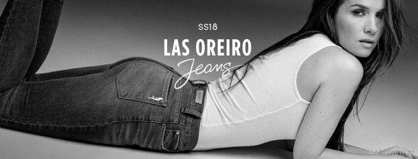 Jeans Las Oreiro primavera verano 2018