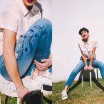 Pablo Mei – moda informal primavera verano 2018