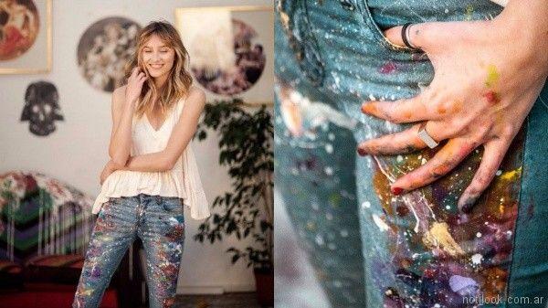 Legacy Woman jeans primavera verano 2018