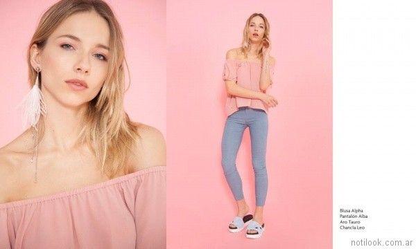 blusa pantalon cofradia 2018