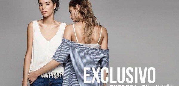 blusas casual inedita primavera verano 2018