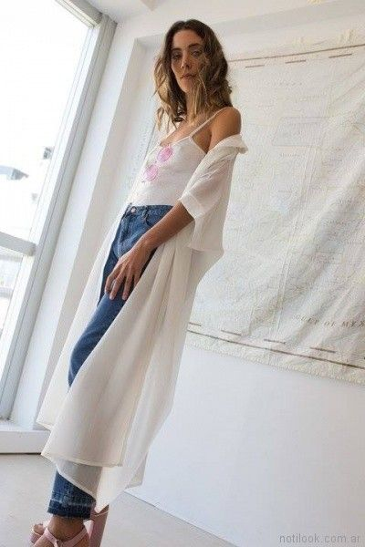 body con jeans verano 2018 - Madness Clothing