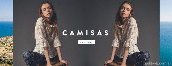 camisas verano 2018 - WANAMA