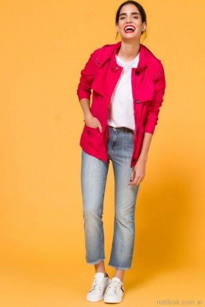 jeans corto para mujer verano 2018 Portsaid