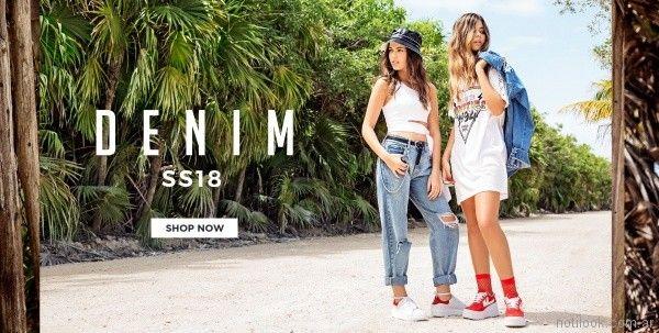jeans primavera verano 2018 - 47 Street