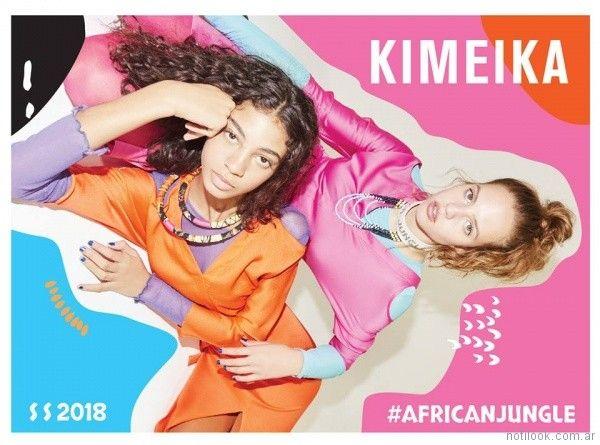 kimeika primavera verano 2018