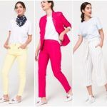 Portsaid: Pantalones de moda para mujer verano 2018