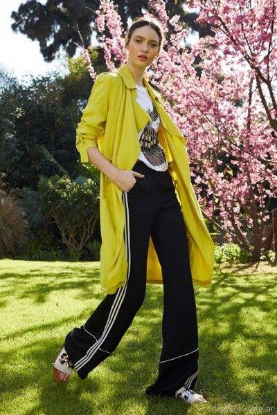 pantalones de vestir Vero Alfie primavera verano 2018