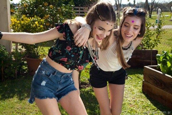 short de jeans verano 2018 - look adolescente - Te lo juro