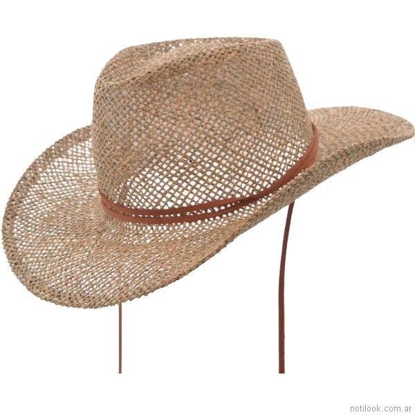 sombrero para playa verano 2018 - compañia de sombrero