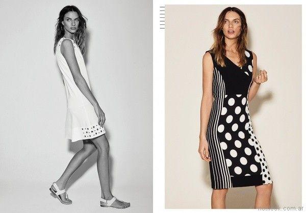 47c38bb26 vestidos para el dia para señoras Rafael Garofalo verano 2018 – Moda ...