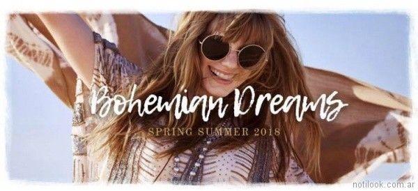 Bendito pie Look Bohemio verano 2018