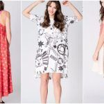 Juana de Arco – Vestidos y remerones estampados verano 2018