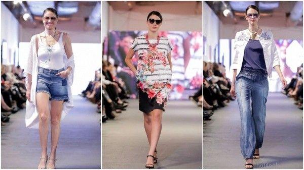Moda para señoras Adriana Costantini verano 2018