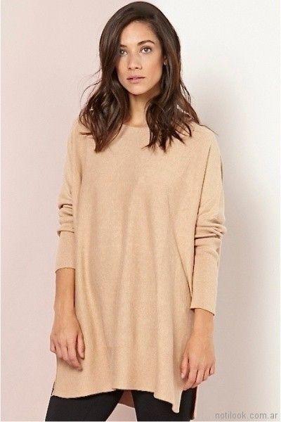 Sweater tejidos primavera verano 2018 - Millie Tejidos