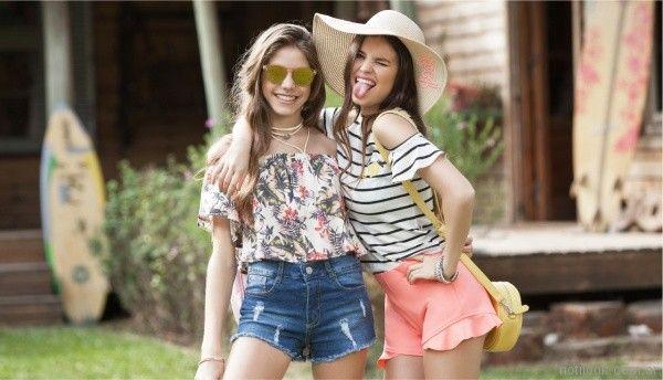 blusas para adolescentes combustion love verano 2018