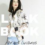 Noelia G – Abrigos livianos verano 2018 – sacos de mujer